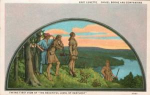 Daniel Boone, Kentucky Frontier