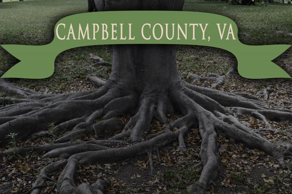 ... in Campbell County, or at least where their Taylor in-laws had lived