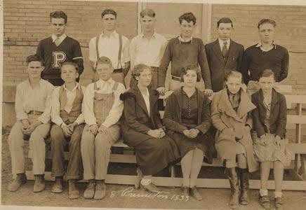 Princeton, TX 1933