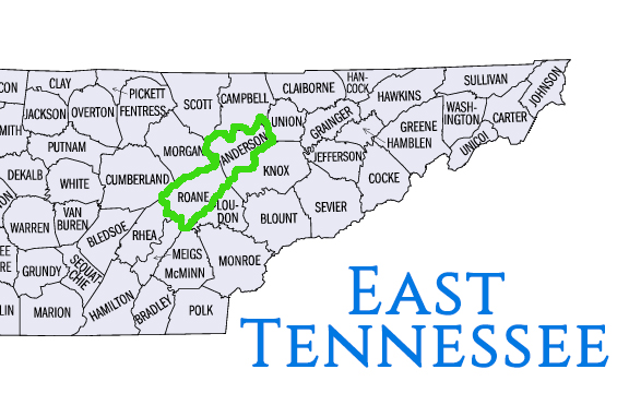 All Roads Lead to Roane: Meet The Virginia People in Roane County and Anderson County, TN
