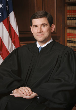 Judge William H Pryor Jr (photo from Wikipedia)